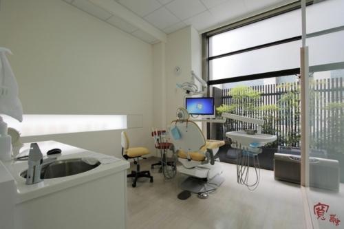 寬融空間設計-尚愛牙醫診所 (12)-LOGO p001